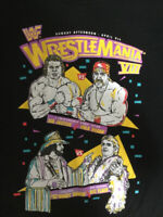1992 WWF Wrestlemania VIII 8 NEW GILDAN Shirt WWE Wrestling Hogan V2202