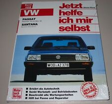 Reparaturanleitung VW Passat 32B B2 + Santana Benziner ohne Syncro 1980 - 1988!