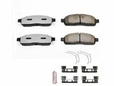 For 2004-2008 Ford F150 Disc Brake Pad and Hardware Kit Front Power Stop 31715QP