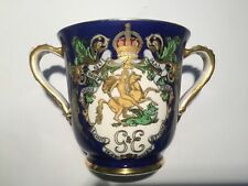 Exceptional 1937 ADDERLEY loving cup for King George VI's Coronation