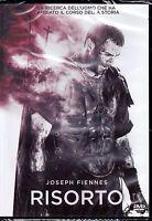 Dvd **RISORTO** con Joseph Fiennes nuovo 2016