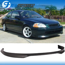 PP Polypropylene Front Bumper Lip Best Fitment On Ebay 96-98 Honda Civic T-R