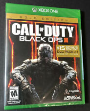 Call of Duty Black Ops III [ GOLD  Edition ] (XBOX ONE) NEW