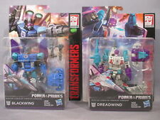 Transformers Power of the Primes DREADWIND & BLACKWING Autobots NEW 2017 Hasbro