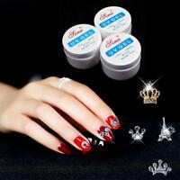 Original LINA UV GEL  Glue Nail Gel Adhesive Glue Gel Polish Tool Manicure Kits