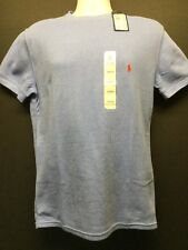 NWT RALPH LAUREN POLO BABY BLUE MEN SHIRT SIZE SMALL