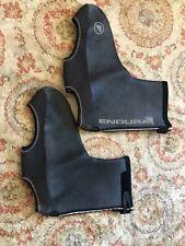 Endura E00-15 Shoe Covers large NOS