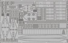Eduard PE 53159 1/72 German Submarine Type IX C/40 hull pt. 2 Revell C