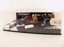 Minichamps F1 Wolf Ford WR1 Scheckter Japanese GP 1977 1/43 neuf boxed/boite MIB