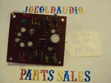 Harman Kardon 50+ Quad PREAMP Board. Part # PR-3D. Parting Out 50+