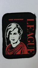 The Human League synth pop group Vintage RARE patch Sew On
