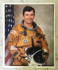 JOHN W. YOUNG ASTRONAUT SIGNED PHOTOGRAPH AUTOGRAPH NASA SPACE