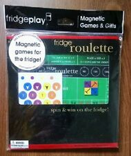 REFRIGERATOR ROULETTE - MAGNETIC VERSION OF THE CASINO CLASSIC - HOURS OF FUN
