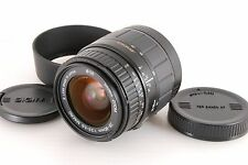"""""""As Is"""" Sigma ZOOM 28-80mm f/3.5-5.6 MACRO for Canon from Japan"""