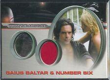 Battlestar Galactica Season 3 Costume DC5 Baltar Six v3