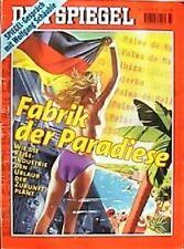 SPIEGEL 33/1998 Der Urlaub der Zukunft