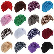 Fashion Turban Haarband Yoga Haarschmuck Kopfbedeckung Chemo Mütze