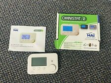 Omnistat 2 RC-1000 Digital Programmable Thermostat - White