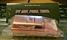 Hot Wheels 13th Nationals Convention 2013 Dinner Car '64 GMC Panel - Mint in Bag