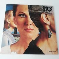 Styx - Pieces Of Eight Vinyl LP Record Album Gatefold Picture Sleeve VG+/EX