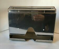 Traex Straw Boss Restaurant style Straw Dispenser Stainless Steel Pat#4219130
