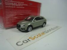 Audi Q3 2011 1/87 Herpa (grey)