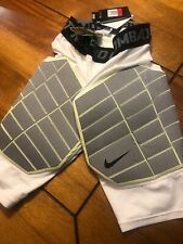 Nike Pro Combat Hyperstrong shorts Elite padded 626697 White protective Large