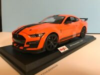 Maisto 2020 Ford Mustang Shelby GT500 1:18 Special Edition New #31388