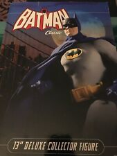 """DC Direct BATMAN CLASSIC 13"""" Deluxe Collector Figure 1/6 Scale NEW!"""