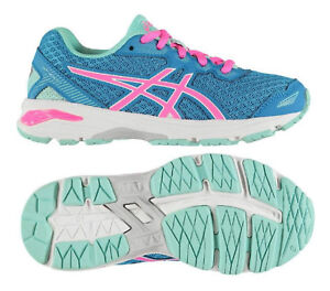 Asics Womens Running Trainers Asics GT1000 GS Fitness Gym Girls Junior Trainers