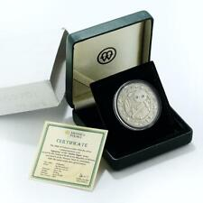 Belarus 20 rubles, Zodiac Signs, Aquarius, silver, zircons, coin, 2009