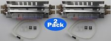 WR51X10101 Refrigerator Defrost Heater for GE, Hotpoint  New 2 Pack