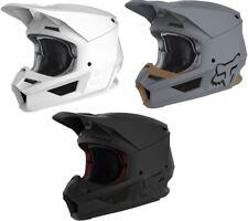 Fox Racing 2020 V1 Matte Helmet Adult MX ATV UTV All Sizes & Colors