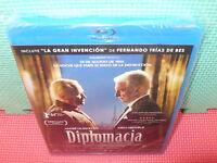 DIPLOMACIA - HISTORIA REAL  - BLU-RAY