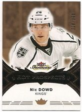 Nic Dowd 16-17 Fleer Showcase Hot Prospects Rookie Card /399