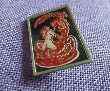 WHITESNAKE vintage pin's badge heavy metal