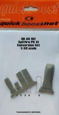 Quickboost 1/48 Spitfire PR. XI CONVERSION SET FOR HASEGAWA KIT # 48192