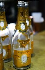 Empty Louis Roederer Cristal Champagne 2005 Bottle More than one available
