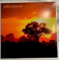 John Coltrane – Africa Vinyl LP - 2015 180gm reissue NM