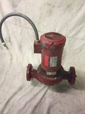 "B&G 80 1.5""x7"" 1.3HP Pump w/ US Motors F113 P63CZY-3036 1.5 HP 1730RP"