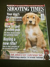 SHOOTING TIMES - SPOT A STOLEN PUPPY - MAY 8 2013