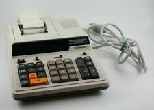 Toshiba BC-1232PV Printing Calculator