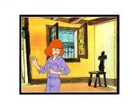 Scooby Doo Daphne Cartoon Production Animation Cel from Hanna Barbera D5