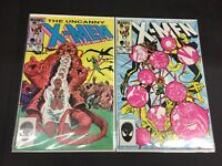 Marvel Comics Uncanny X-Men 188 & 188 VF Combined Shipping