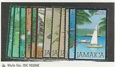 Jamaica, Postage Stamp, #465//481 Mint NH, 1979-80, JFZ