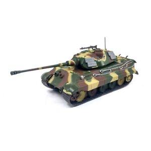 Pz.Kpfw. VI Tiger II King Tiger 1:72 Tanque Tank Eaglemoss Diecast