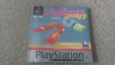 playstation 1 instruction booklet manual wipeout 2097
