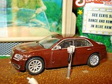 2013 13 CHRYSLER 300C HEMI LIMITED EDITION 1/64 GL CHRYSLER CRUISING SEDAN