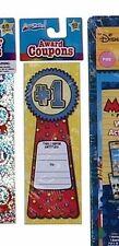 School Teacher Award Ribbon 40 Count Student Prize Classroom Teaching ArtSkills