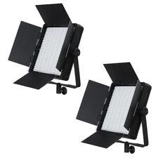 2x nanguang LED-Studio-lámpara cn-600 sa foto-lámpara foto-lámpara superficies-luz